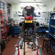 moto da gara Motosport di Marco Canal