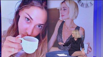 Luciana Littizzetto e il caffè di Veronica Peparini