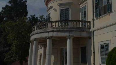 Mon Repos: la splendida villa greca dove è nato il Principe Filippo