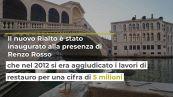 Venezia, la polemica sulla targa a Renzo Rosso e Otb