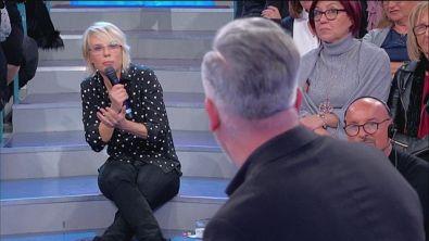 "Maria De Filippi: ""Ma tu Moreno..."""