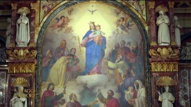 Il santuario dedicato a Maria Ausiliatrice