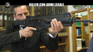 VIVIANI: Quelle armi detenute legalmente che uccidono più della mafia
