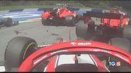Disastro Ferrari trionfo Hamilton
