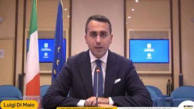Di Maio: Salario minimo Ue contro delocalizzazioni stile Pfizer