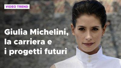 Giulia Michelini, la carriera e i progetti futuri