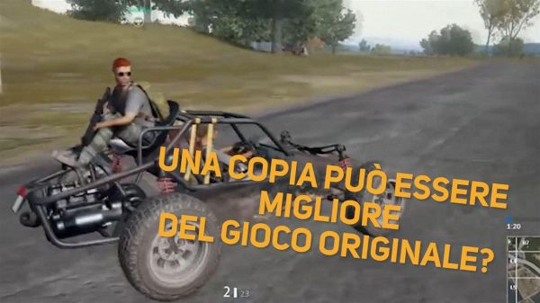 'Rules of Survival': la copia vincente