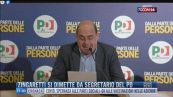 Breaking News delle 17.00 | Zingaretti si dimette da segretario del PD
