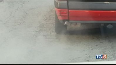 Inquinamento: stop ai vecchi diesel euro3