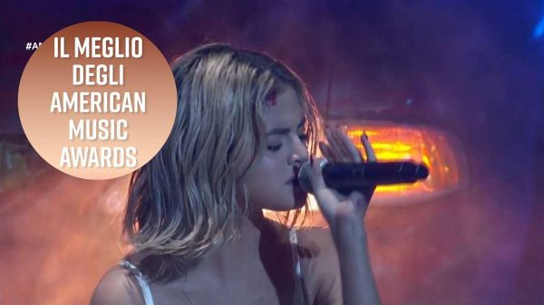 American Music Awards: i momenti imperdibili