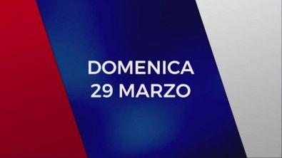 Stasera in Tv sulle reti Mediaset, 29 marzo