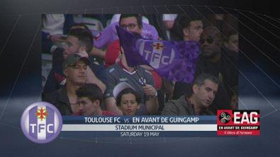 Toulouse FC-EN Avant De Guingamp 2-1