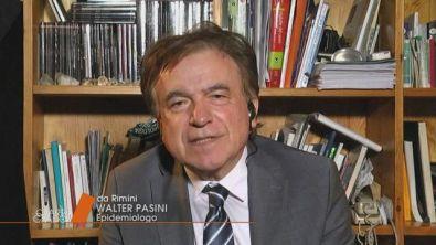 Covid-19: Walter Pasini, epidemiologo