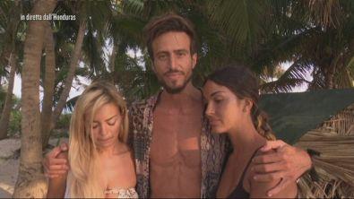 Marco lascia definitivamente l'Isola