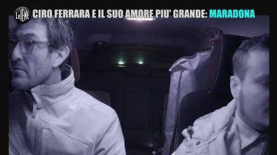 Ciro Ferrara e la maglia di Maradona sparita