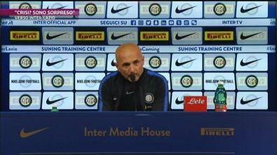 """""""E' un'Inter per uomini forti"""""""