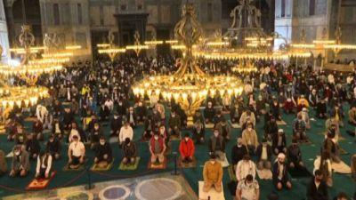 Nel mondo si celebra la fine del Ramadan nonostante il Covid