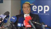 Berlusconi con Draghi il governo vada avanti