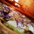 Pizzeria La Fasina pizza con cipolle