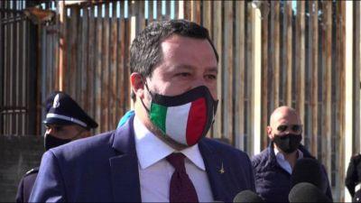 Salvini: riaprire se lo dicono i dati. Non faccio schedina