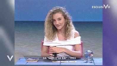 Lucia Ocone: gli esordi