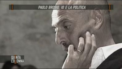 Paolo Brosio story