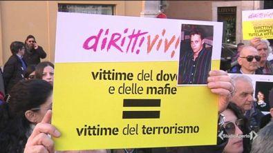 """""""Giustizia per le vittime di mafia"""""""