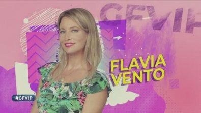 Flavia Vento: la clip di presentazione