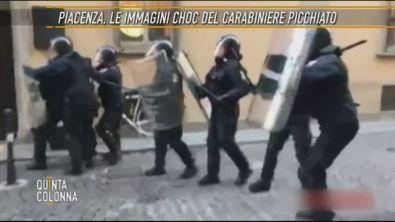 Violenze di piazza