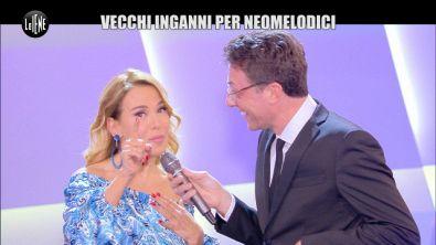 DI SARNO: Promette alla neomelodica l'ospitata da Barbara d'Urso, ma si intasca i soldi