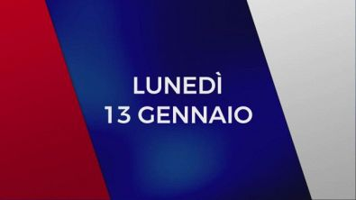Stasera in Tv sulle reti Mediaset, 13 gennaio