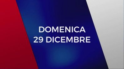 Stasera in Tv sulle reti Mediaset, 29 dicembre