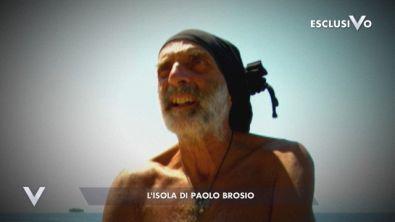 Paolo Brosio e l'Isola
