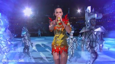 R101 radio ufficiale del tour di Katy Perry