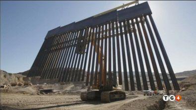 Muro anti-migranti, paga il Pentagono