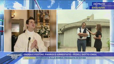 Droga e festini: parroco arrestato - Fedeli sotto choc