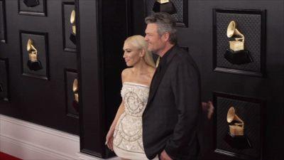 Gwen Stefani e Blake Shelton si sono sposati
