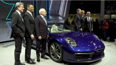 Porsche a Ginevra 2019