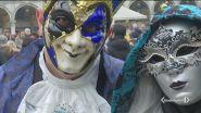 Stop al carnevale di Venezia