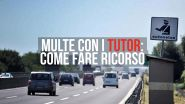 Multe con i Tutor: come fare ricorso