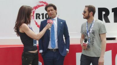 Alessio Tacchinardi ospite a R101