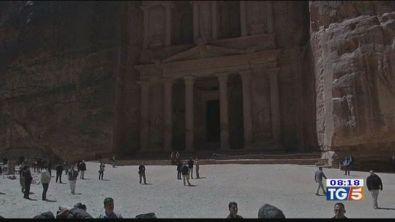Morte tragica a Petra turista ucciso da massi
