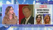 Amedeo Goria: ''Vera hai attaccato mia figlia Guenda''