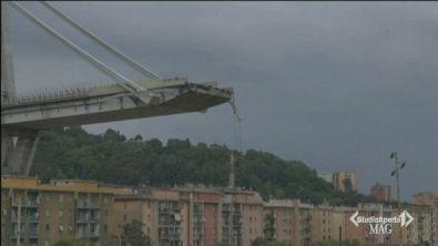 Un anno fa crollava il Ponte Morandi
