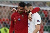 Euro 2020 Portogallo-Francia 2-2
