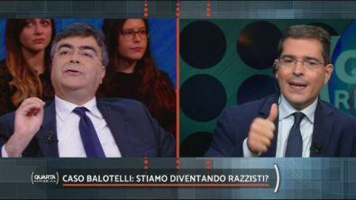Italiani razzisti? L'opinione degli ospiti di Quarta Repubblica