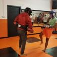 Boubker El Homsi corsi di arti marziali