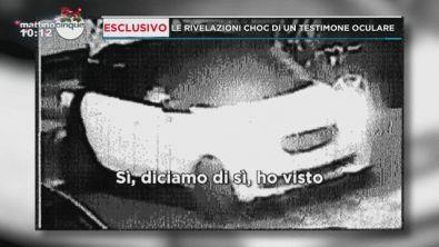 Omicidio Luca Sacchi: parla un testimone