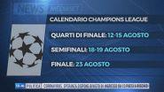 Champions: attesa per i sorteggi della Final eight