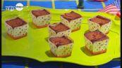 I muffin ai frutti di bosco